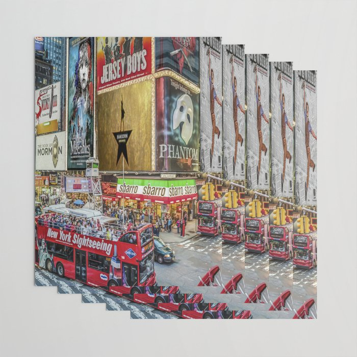 Times Square II Special Edition I Wrapping Paper