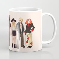 coven Mugs featuring Witches by Mannequin