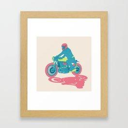 hmc Framed Art Print
