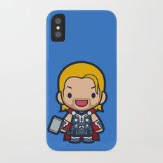 God iPhone X Slim Case