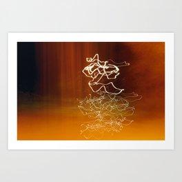 Event 4 Art Print