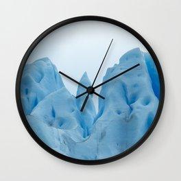 Blue Rocks Wall Clock