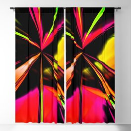 Abstract 124 Blackout Curtain