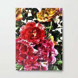 Surrealist Roses  Metal Print