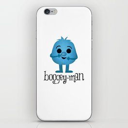 Boogey-man iPhone Skin