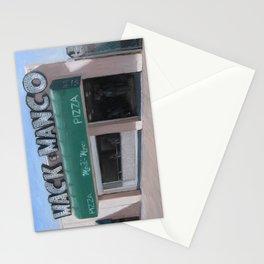 Mack and Manco Stationery Cards