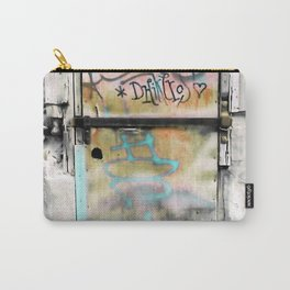 One Door at Plaka-Athens Carry-All Pouch