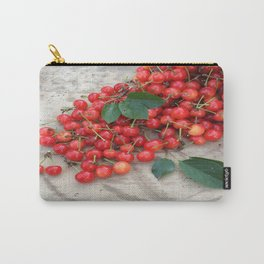 Spilled Cherries Carry-All Pouch