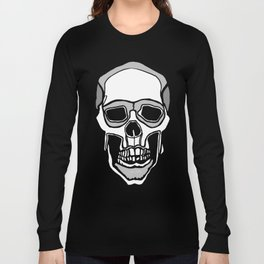 Mannequin of Death (red palette) Long Sleeve T-shirt
