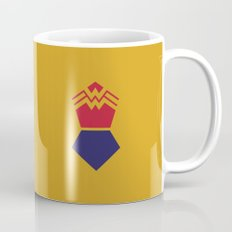 WonderWoman Alternative Minimalist Poster Coffee Mug