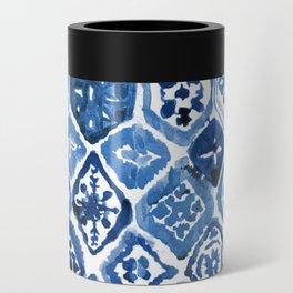 Arabesque tile art Can Cooler