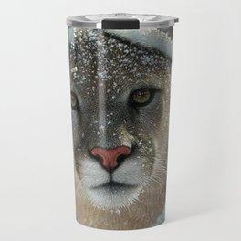 Cougar - Silent Encounter Travel Mug