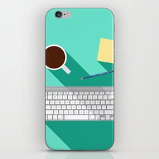 Desktop iPhone & iPod Skin