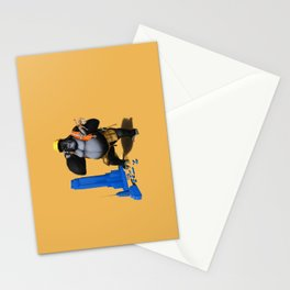 Building an Empire (Colour) Stationery Cards