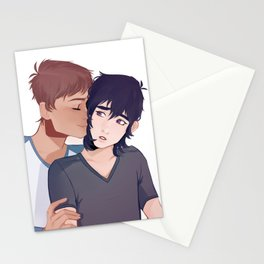 Mullet Kiss Stationery Cards