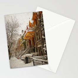 The Great Silence Stationery Cards