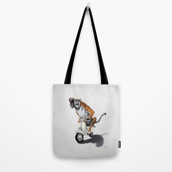 Rooooaaar! (Wordless) Tote Bag