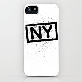 NY iPhone Case