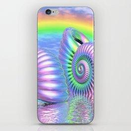 Strandgut iPhone Skin