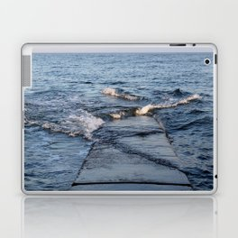 Crossing Paths Laptop & iPad Skin