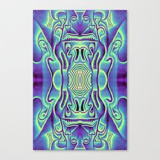 Beyond the Infinite Canvas Print