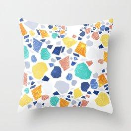 Boho Geometric Throw Pillow