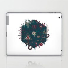 Die of Death Laptop & iPad Skin