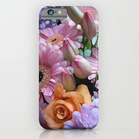 A Pink Mind is a Joy Forever! iPhone & iPod Case