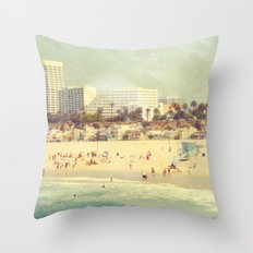The Best Place on Earth Throw Pillow