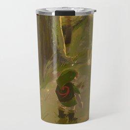 Childhood favorite - Ocarina of Time Travel Mug