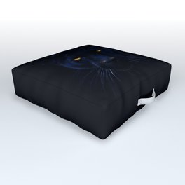 THE BLACK PANTHER Outdoor Floor Cushion