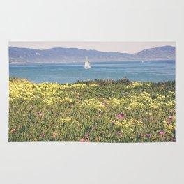 Sail Santa Barbara Rug