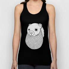 Mr. Rupel's Most Ingenuous Beard for Bears  Unisex Tank Top