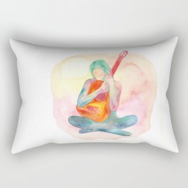 The Spirit of Music Rectangular Pillow