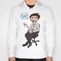 danisnotonfire Hoodies featuring Danisnotonfire - The internet support group  by BrimRun