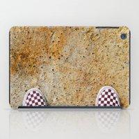 vans iPad Cases featuring Vans by Neil John Smith
