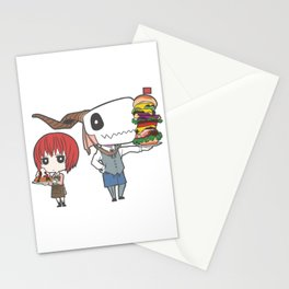 The Ancient Magus' Bride Stationery Cards