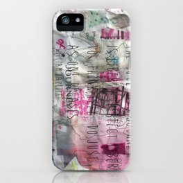 The Soul Of A Journey  iPhone Case