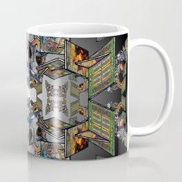 Framework: Fractal Journey Coffee Mug