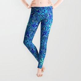 Oriental Pattern B Leggings