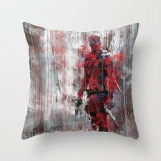 DP Throw Pillow