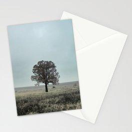 Still Alone Stationery Cards
