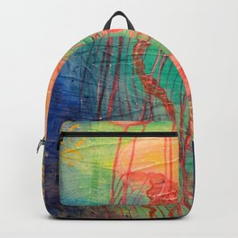 Jellyfish Bliss Backpack