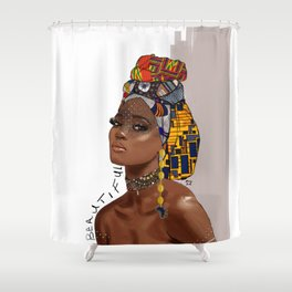 Rest of me Shower Curtain