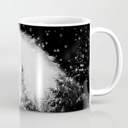 Winter Wolf Coffee Mug