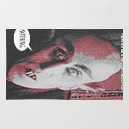 "'Count Orlock, the Vampire #3' from "" Nosferatu vs. Father Pipecock & Sister Funk (2014)"" Rug"