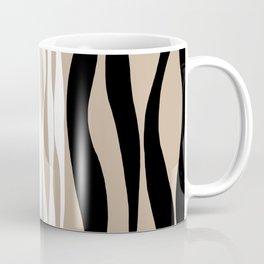 Ebb and Flow - Taupe Coffee Mug
