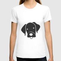 labrador T-shirts featuring Labrador by anabelledubois
