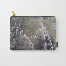 Fountains flow in the city on the river and in the park Carry-All Pouch