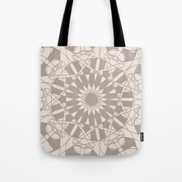 center of universe Tote Bag
